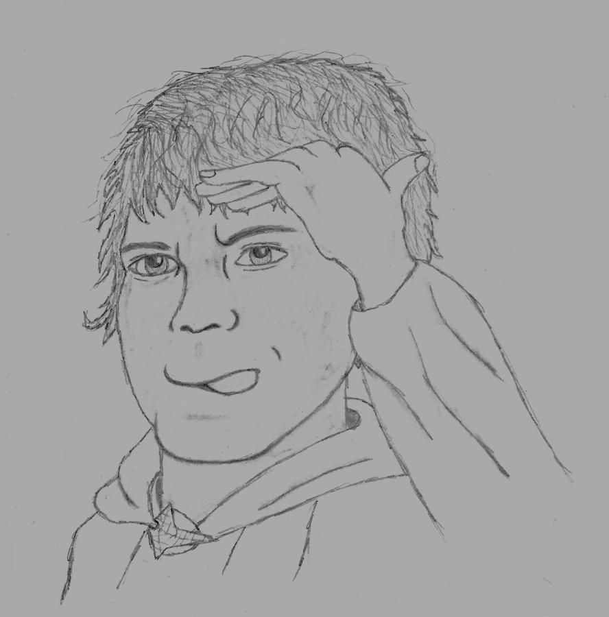 Meriadoc Brandybuck by Demyxismynickname