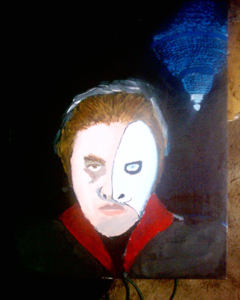 Phantom of the Opera painting