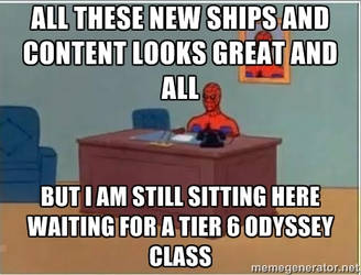 STO Spiderman Meme by Guyvantic