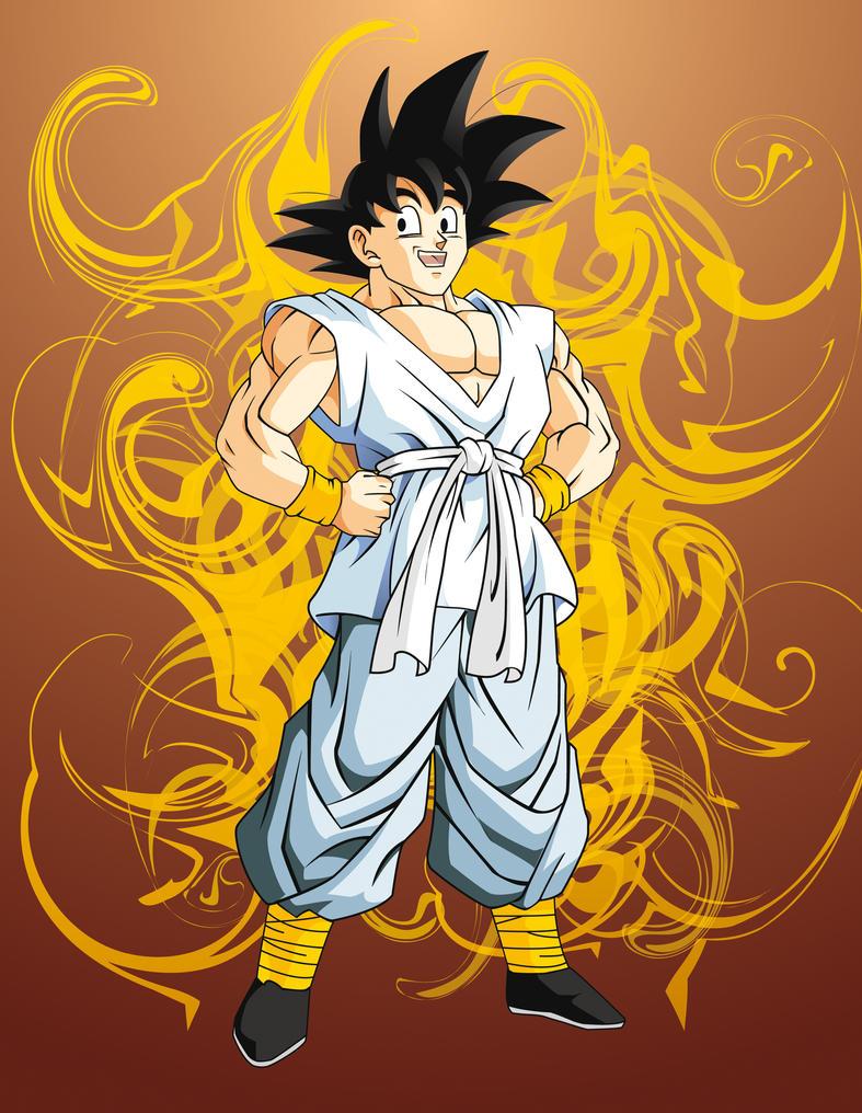 Goku GOKU_by_cuete