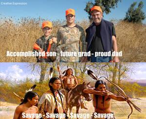 Savage, Savage, Savage, Savage