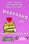 Game Grumps Valentine's Cards - Mad Ups