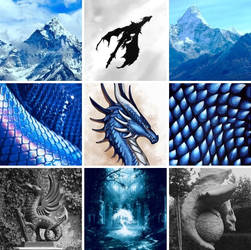 Wyvern Aesthetic Board by SungRyeong-ie