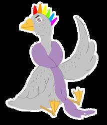 Punk Goose