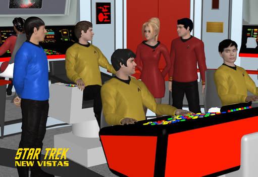 Star Trek - New Vistas (STNV) F.A.Q.