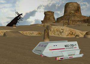 STNV - next episode scenery test WIP 20200121