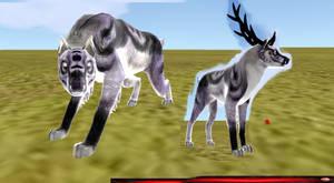 Tribal Deer - 80 PTS - OPEN