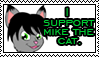 Mike The Cat Stamp by SilentRisingSun