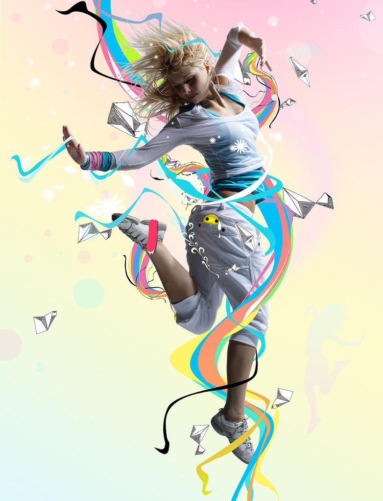 Digital art selected for the Daily Inspiration #513