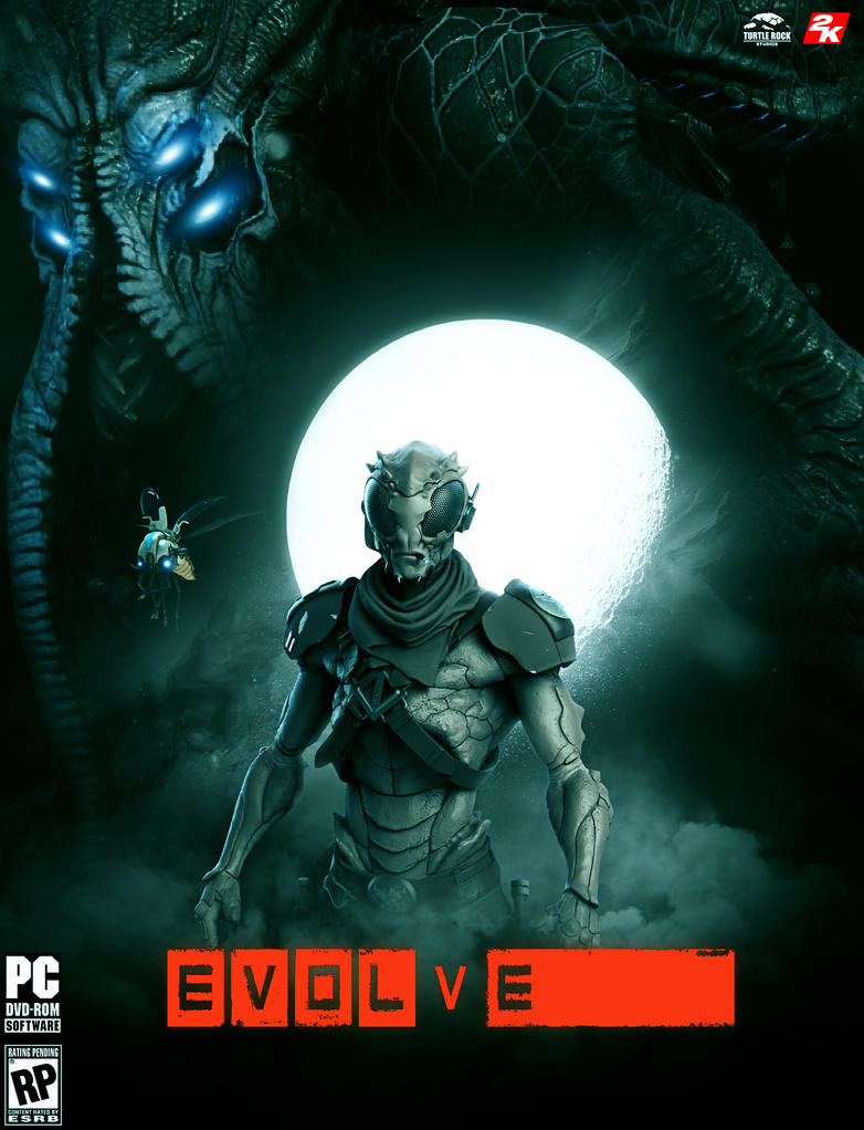 SLIM/EVOLVE FANART by ricardofx