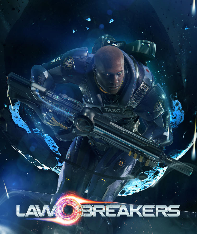 BREACHER/ LAWBREAKERS FANART by ricardofx