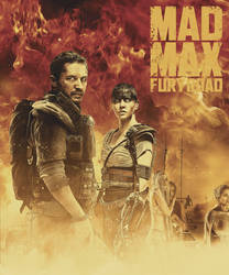 Mad Max fanart poster