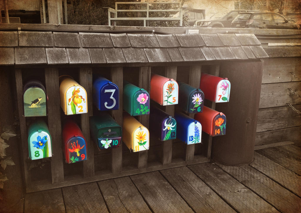 Mailboxes2 by peetz5050