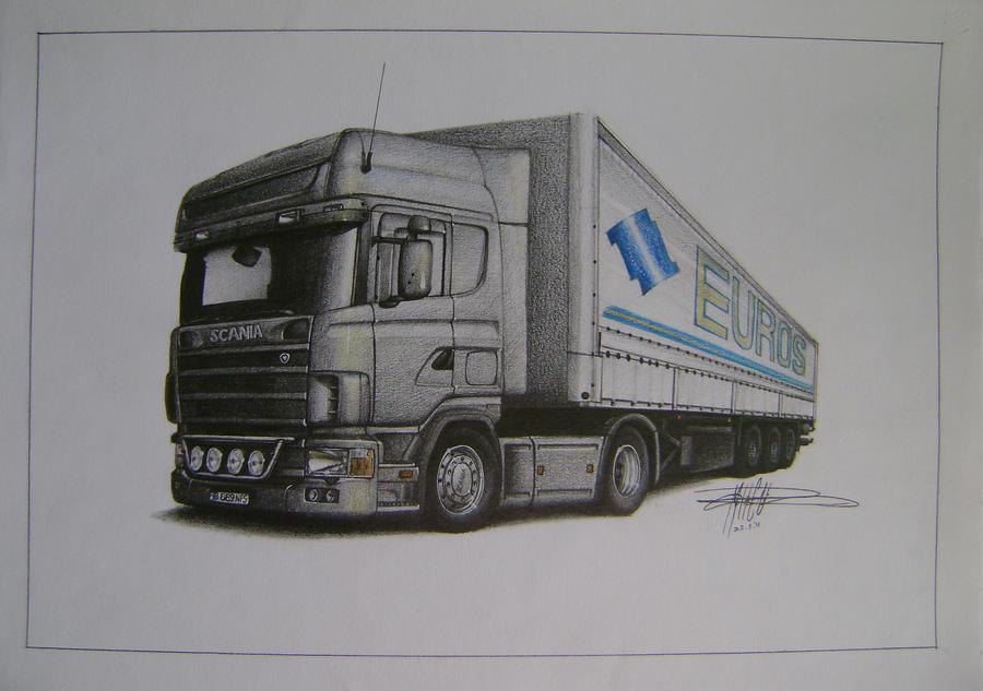 Scania 124L by mncristy