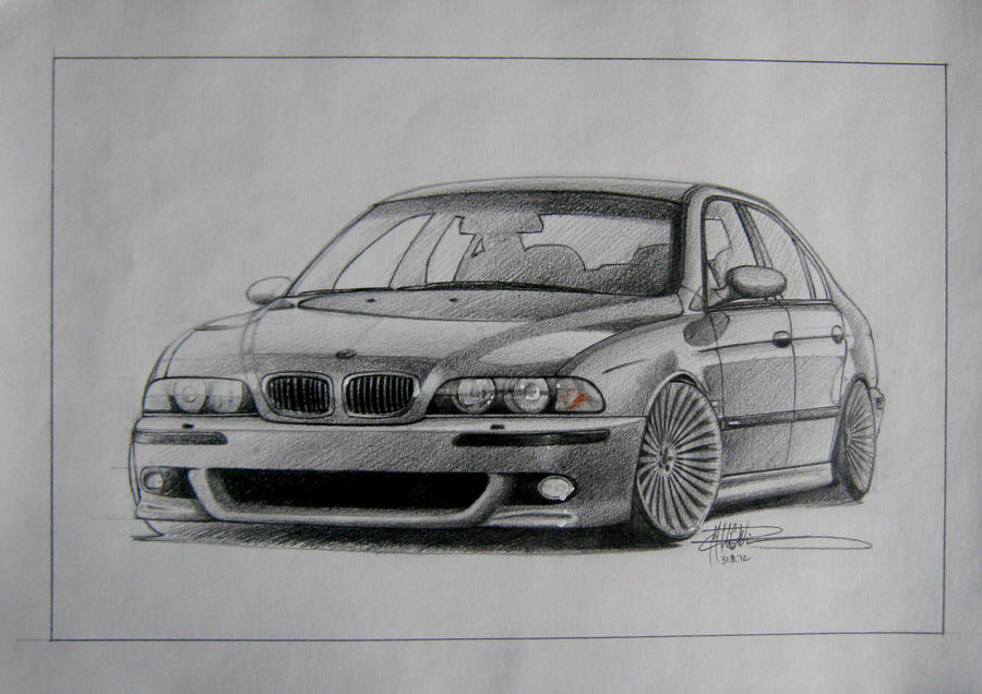 BMW M5 By Mncristy On DeviantArt