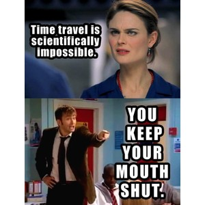 You Keep Your Mouth SHUT!!! by Doctor-Who-RULEZ