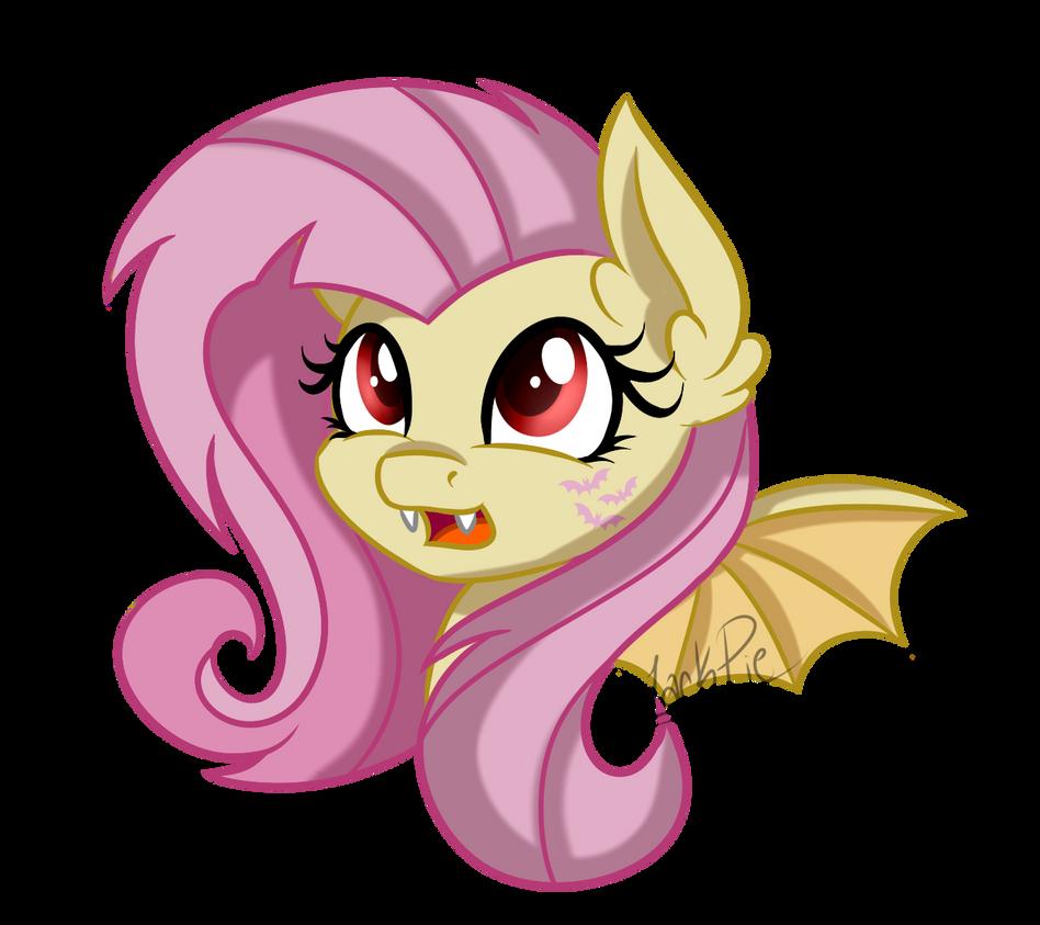 Flutterbat [Chibi Pony] by Jack-Pie