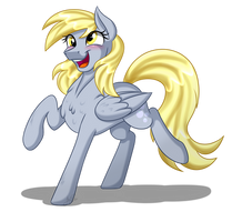 Derpy Hooves by Jack-Pie
