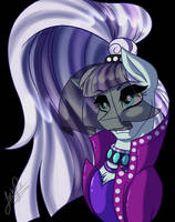 Countess Coloratura [Re-draw] by Jack-Pie