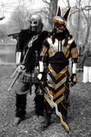 Anubis costume by Nintondo