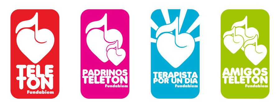 Logotipos Teleton Guatemala by FcK1ff