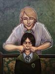 Severus and Lucius -REDONE-