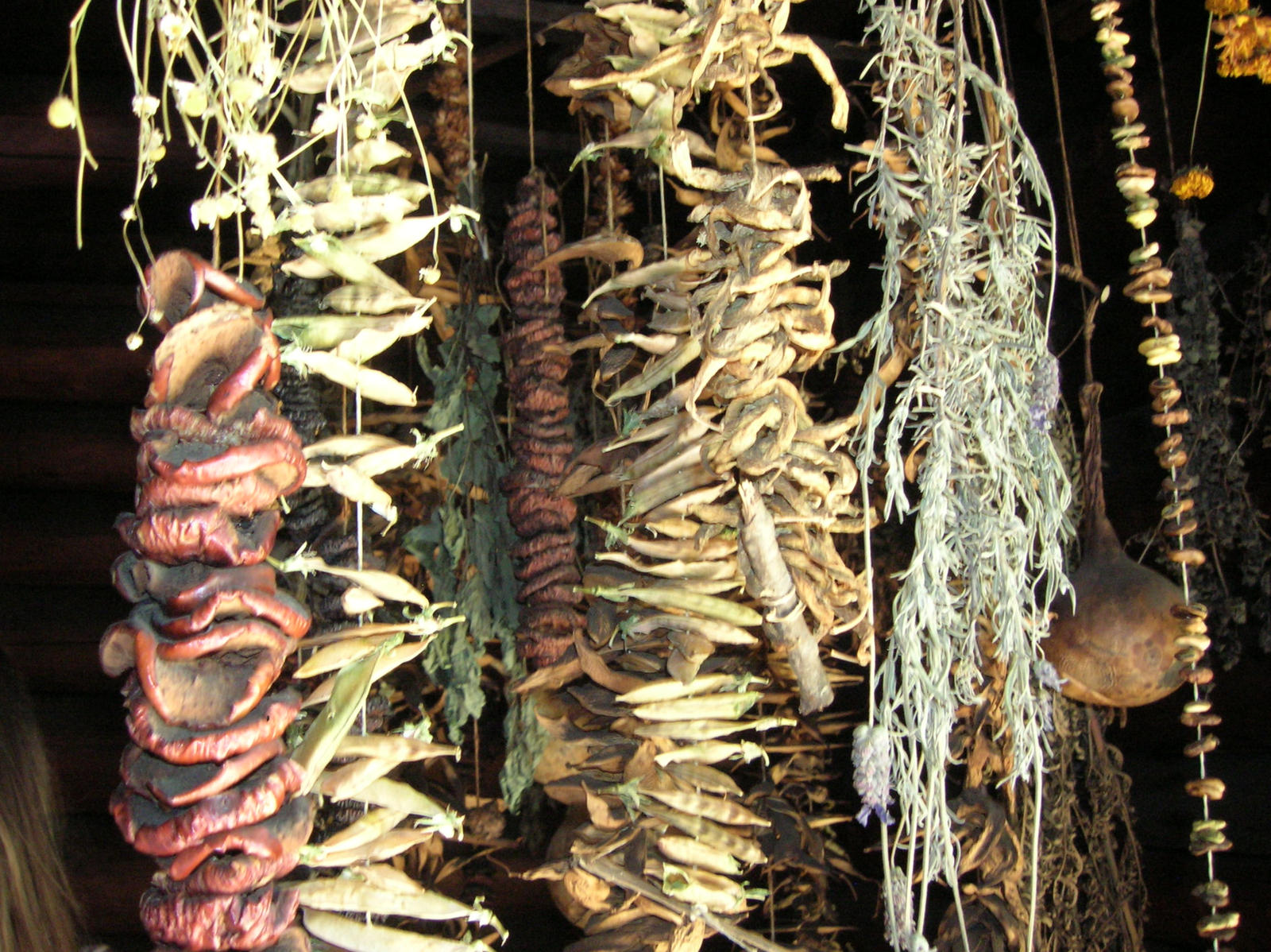 Hanging Spices