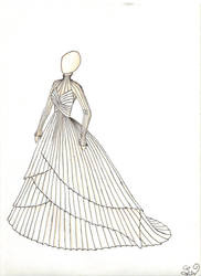 StarWarsWedding:The Dress
