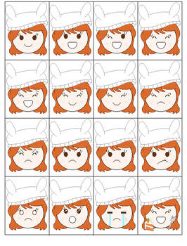OC Face Expressions