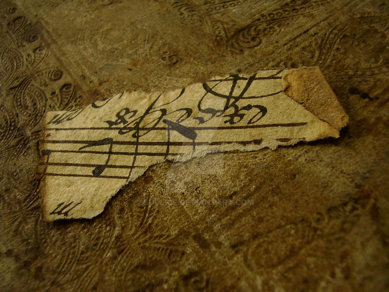 A little bit of music