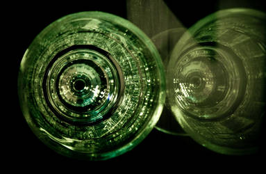 Absinthe Eyes by Sudlice