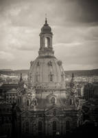 Frauenkirche by Sudlice