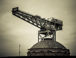 The Crane by Sudlice