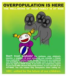 HRC poster