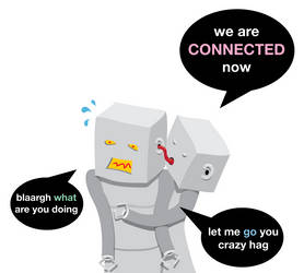 Connected by BazookaNinja