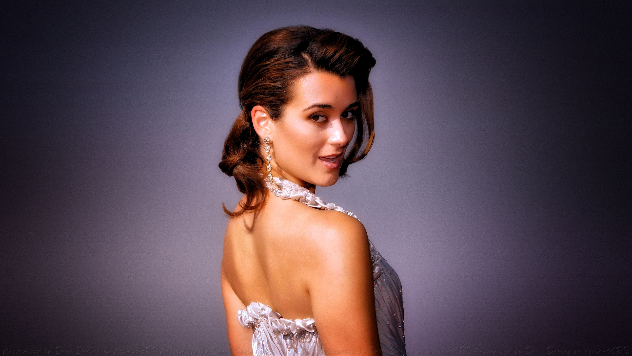 Cote De Pablo Appearence v2.0 by Dave-Daring
