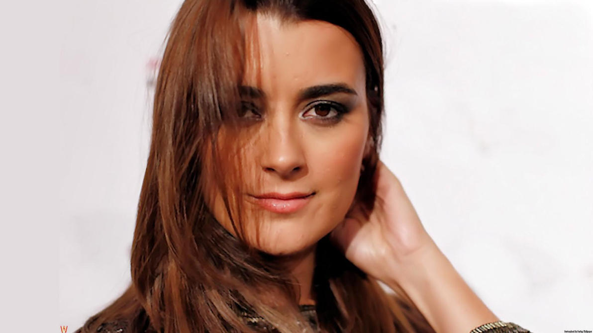 Cote De Pablo Lovely Hair by Dave-Daring