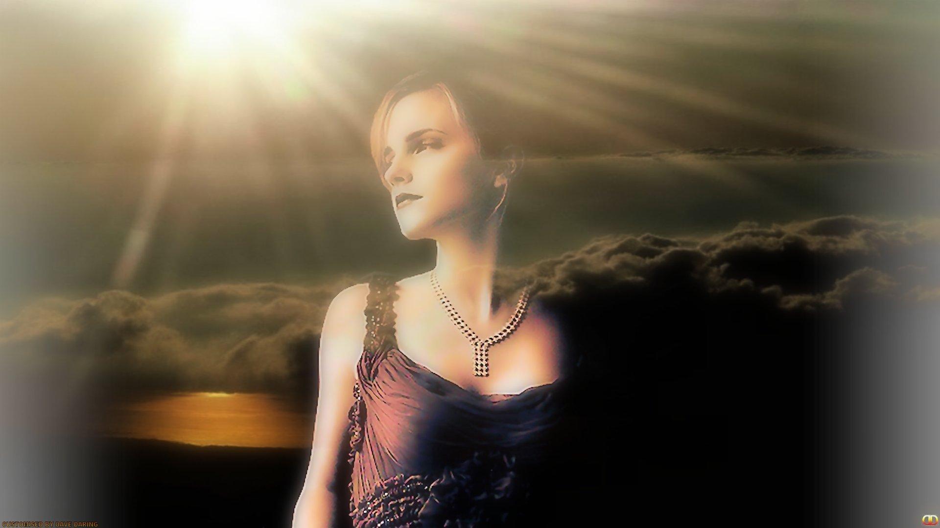 Emma Watson Muse by Dave-Daring