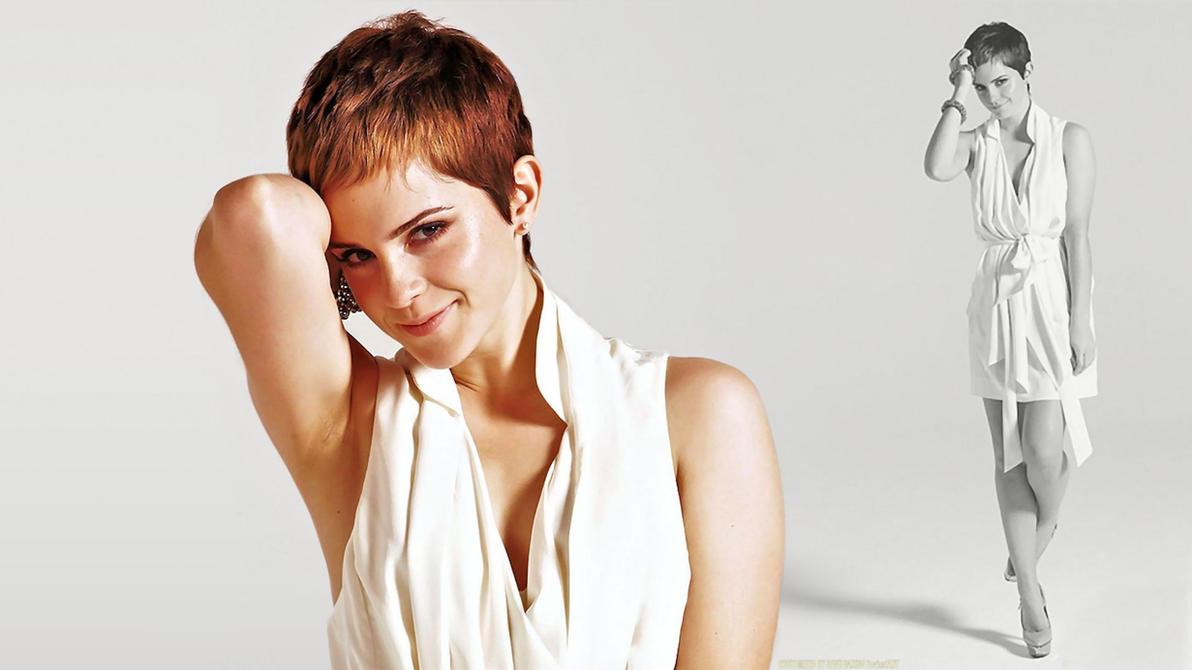 Emma Watson Twice as Nice II by Dave-Daring