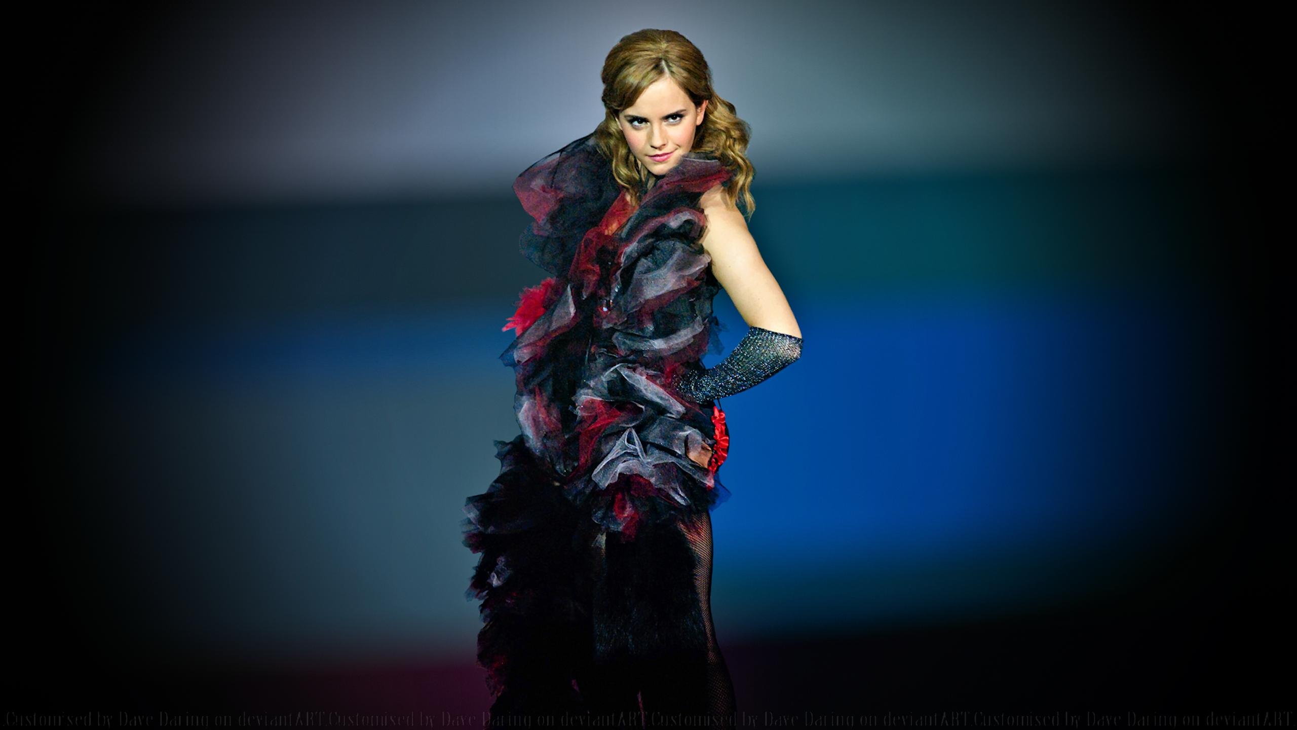 Emma Watson Wallflower by Dave-Daring
