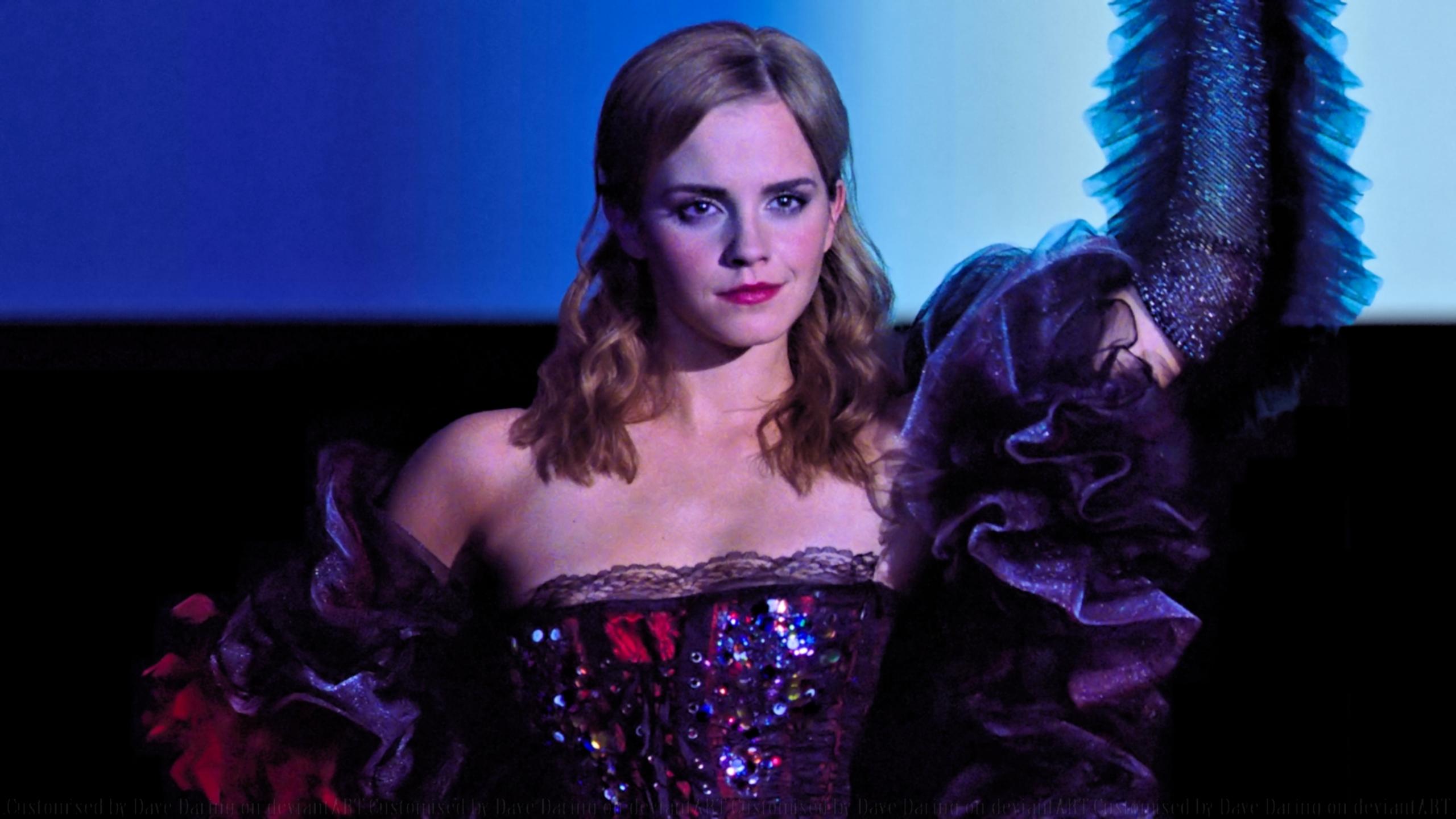 Emma Watson Wallflower II by Dave-Daring