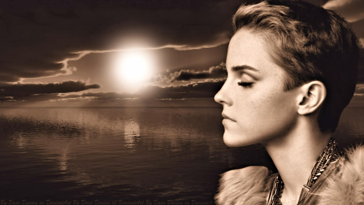 Emma Watson Dreams by Dave-Daring