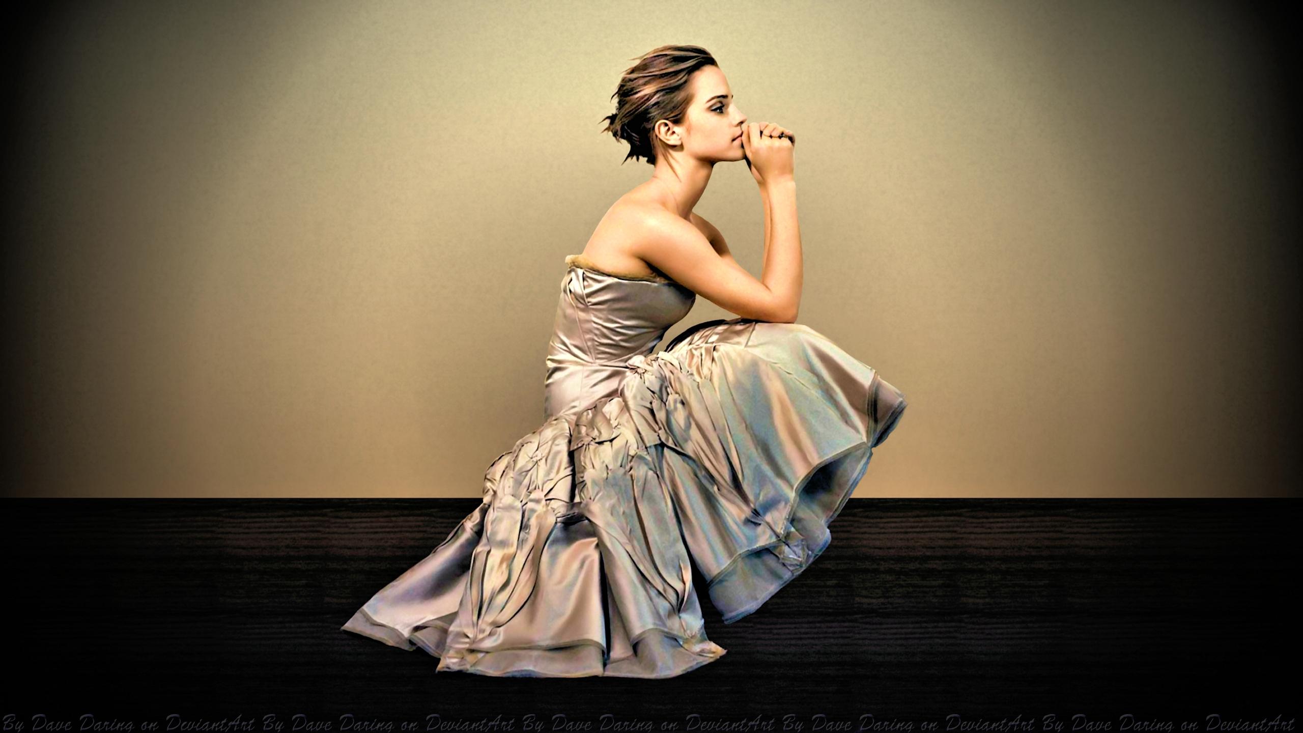Emma Watson Cameo by Dave-Daring