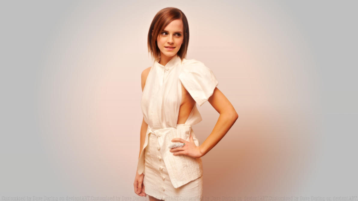 Emma Watson NY Wallflower Premier by Dave-Daring