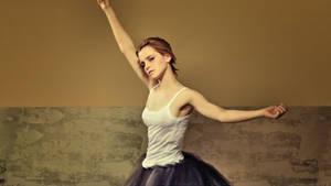 Emma Watson Face the Music + Dance II