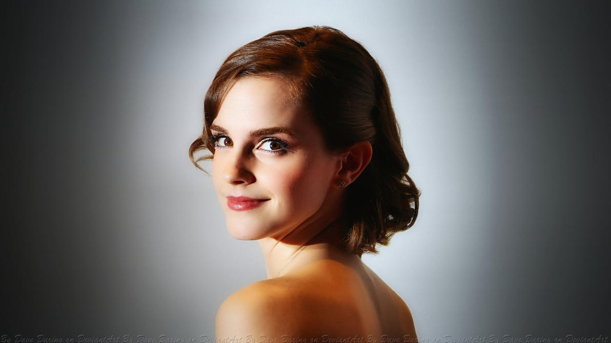 Emma Watson London Wallflower by Dave-Daring