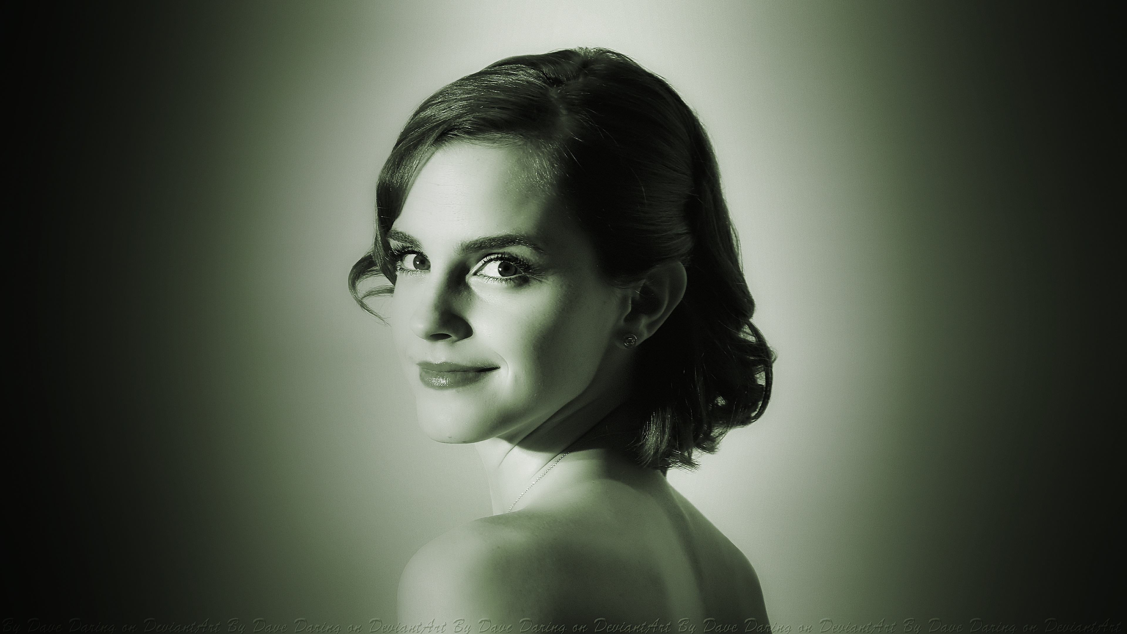 Emma Watson London Wallflower Vintage by Dave-Daring