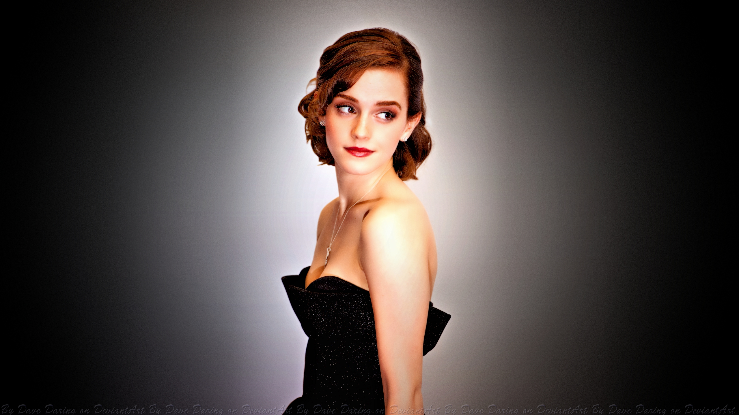 Emma Watson London Wallflower III by Dave-Daring