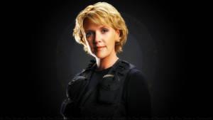 Carter of Stargate Command