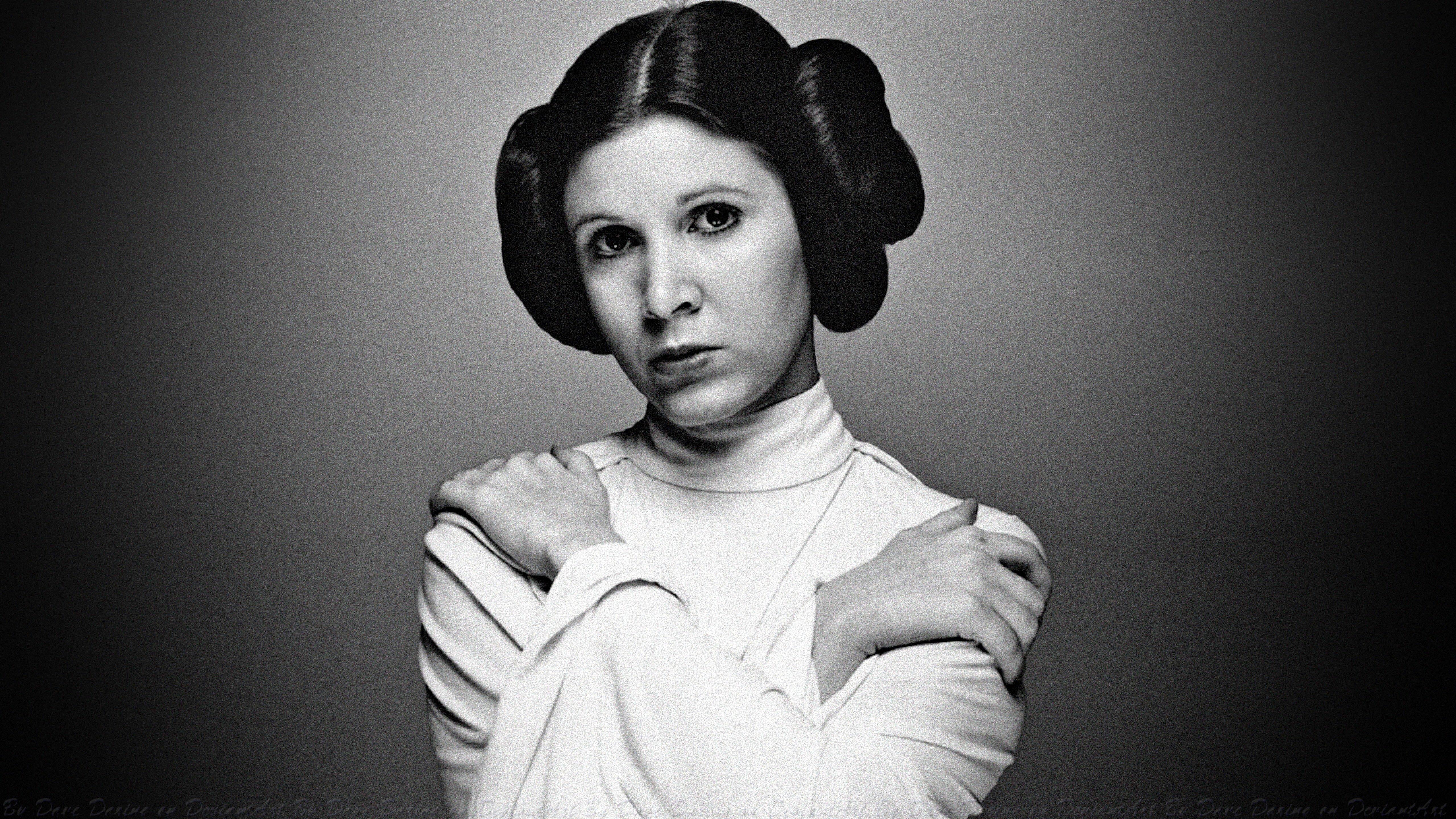 Carrie Fisher Princess Leia XVI